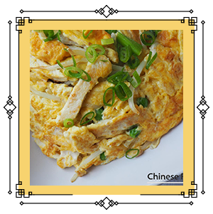 169. Chicken Foo Yung